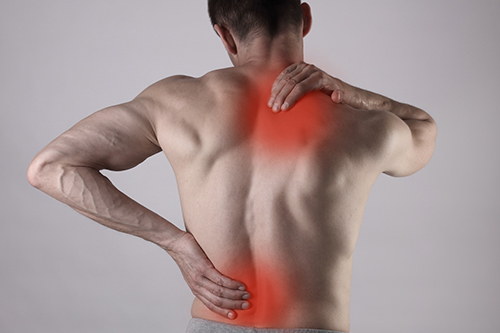 Back pain treatment at Joy Chiropractic